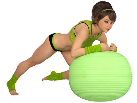 Balance Ball 03