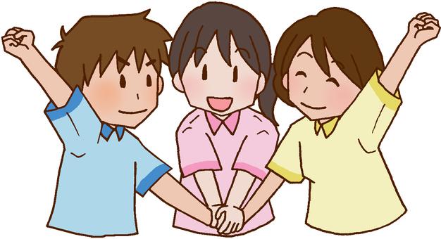 [Rehabilitation] team Medical / regional collaboration / nursing care