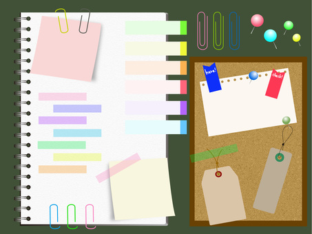 Stationery set ver 01