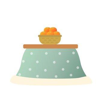 Mandarin and Kotatsu