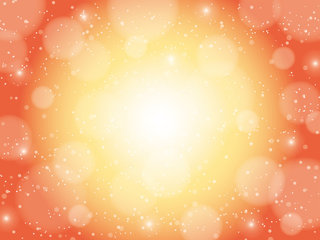 Warm color sparkling background