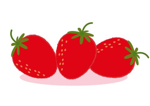 strawberry_ 딸기 2