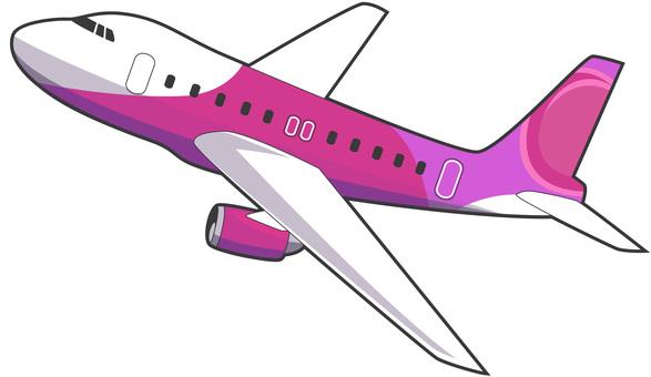 Airplane · Pink