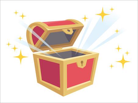 보물 상자 오픈