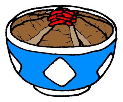 Yakiniku bowl