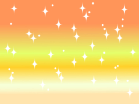 Glittering background (Orange)
