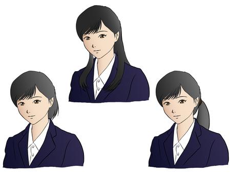 Female employee_1