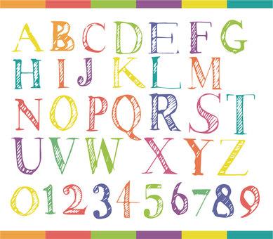 Pop font