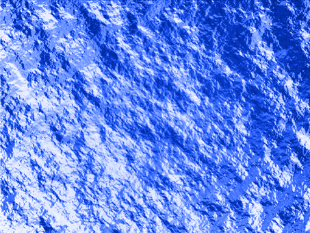 Realistic blue sea surface texture background material