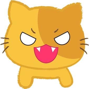 Angry cat 2
