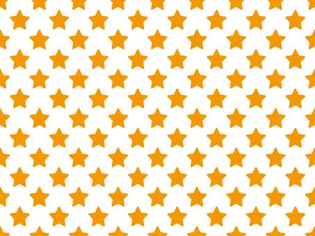 Stardust Arrangement Orange