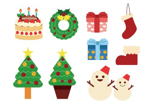 Christmas item set
