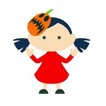 Pumpkin's costumes (2)