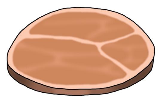 roasted pork fillet