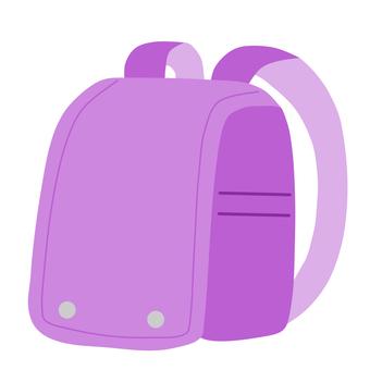 가방 보라색