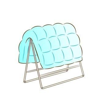 Washing the futon 1