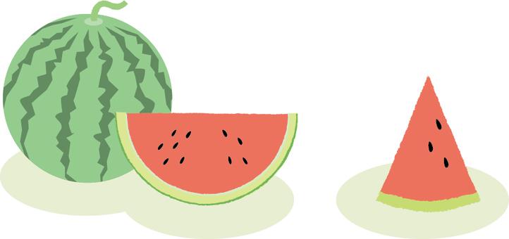 Watermelon Summer Pacific sauce
