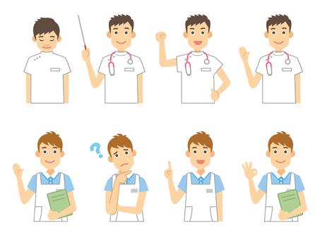 介護士_男性_2
