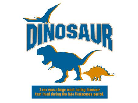 Dinosaurs -007