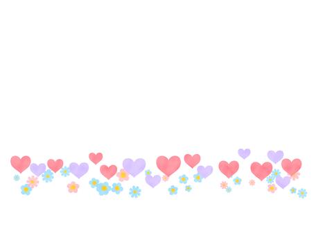 Heart's line 02