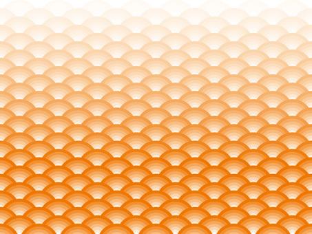 Pattern (90) Autumn Gradet