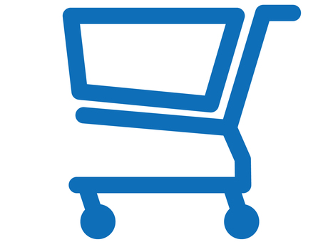 Pictogram · Shopping cart
