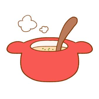 Soup hot pot