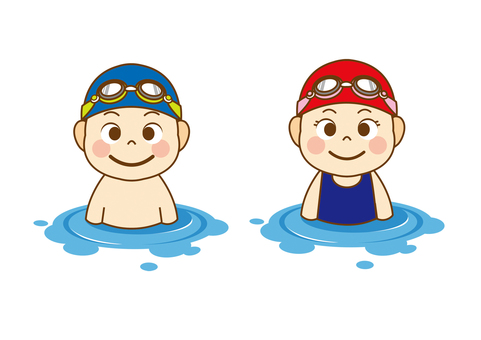 Swimming Kids 1