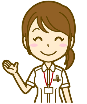 Female (caregiver): A_笑颜01BS