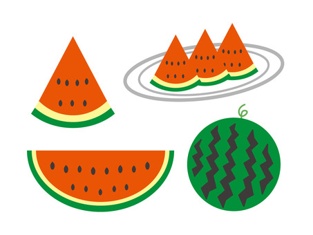 Watermelon (set)