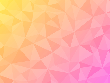 Polygon background pink