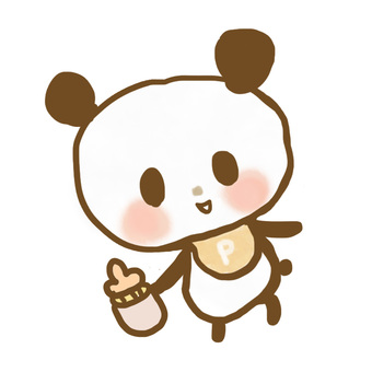 Panda baby 8