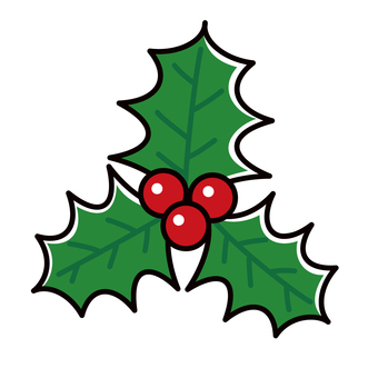 クリスマス 柊