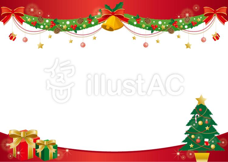 クリスマスカードイラスト No 297845無料イラストならイラストac