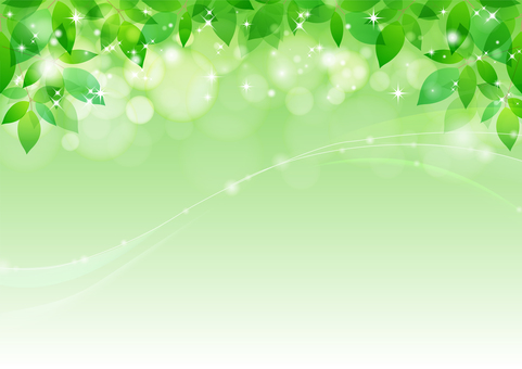 Fresh green material 24