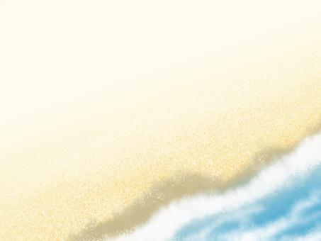波浪沙滩·2