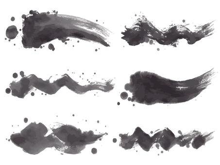 Ink material 11