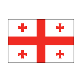 Georgia National Flag