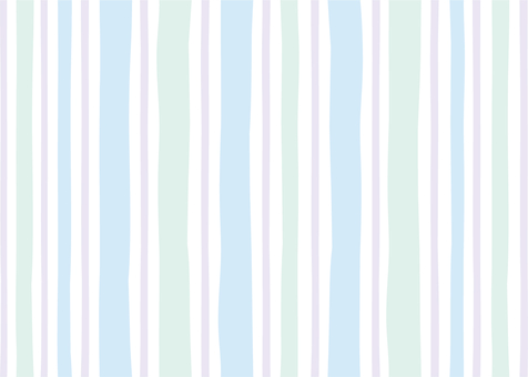 Striped vertical blue