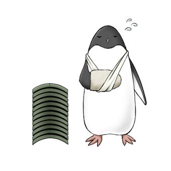 Penguin tile split (second part)