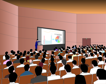 Lecture speech