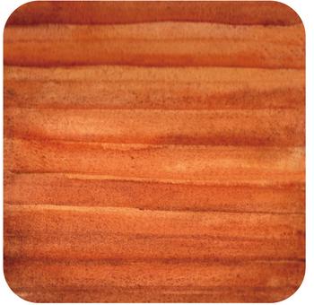 Wood grain frame