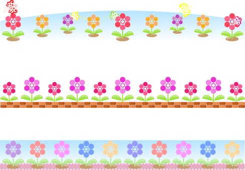 Flower line 05