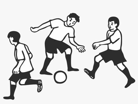 Football play 01