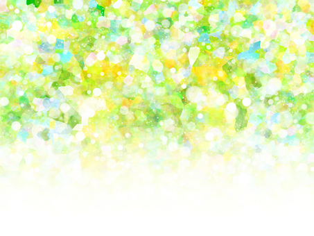 Glitter 41 (yellow green)