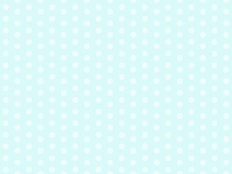 부드러운 물방울 도트 패턴 하늘색