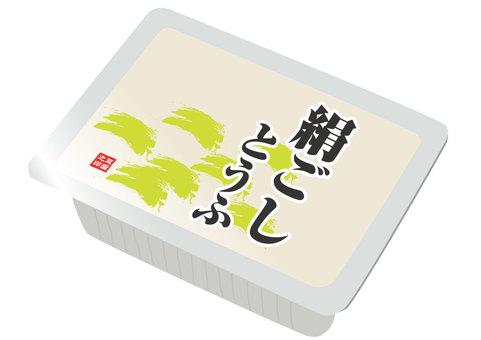 Silk tofu