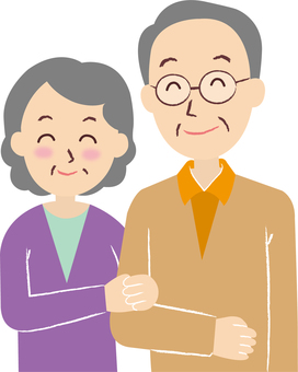 Old couple 1-1