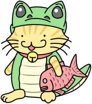 마른 고양이 (팻) 2