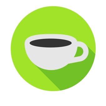 平板圖標 - 咖啡